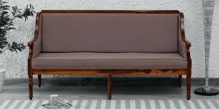 wooden sofa sets in india