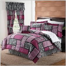 groovy inspired zebra print furniture interior decorations animal bedding u sets rainbow uk as wells curtains