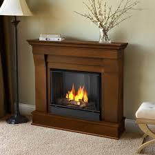 real flame cau 41 in ventless gel fuel fireplace espresso