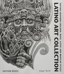Latino Art Collection Tattoo Inspired Chicano Maya Aztec
