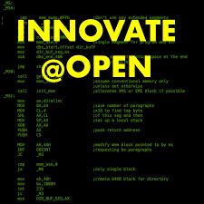 Innovate @Open