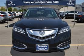 2018 acura crossover. interesting crossover new 2018 acura rdx awd to acura crossover