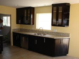 Wonderful Dark Kitchen Cabinets Colors Furniture For Inspiration Decorating