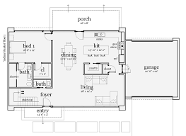 modern house plans 1 floor best of house plan at familyhomeplans