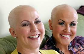 Sisters diagnosed weeks apart fight breast cancer together   WTOP
