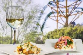 the annual busch gardens food wine festival returns this spring featuring sensational new culinary