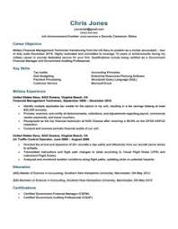 Free Resume Templates | Easily Download & Print | Resume Companion