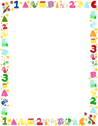 Kindergarten Borders Pin By Muse Printables On Page Borders And Border Clip Art Page