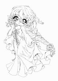 Chibi Coloring Pages Elegant Anime Coloring Pages Beautiful Cute