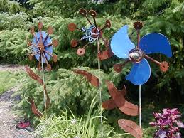 recycled sunflowers