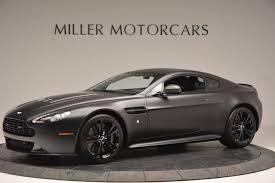 Pre Owned 2012 Aston Martin V12 Vantage Carbon Black For Sale Miller Motorcars Stock A1214a