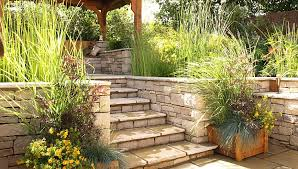 Small Picture Patio Steps Ideas Home Design Ideas and Inspiration