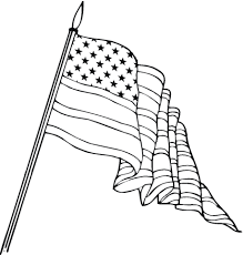 Small Picture USA Flag coloring page Free Printable Coloring Pages