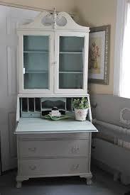shab chic vintage tall secretary desk 20s or 30s sku1086 on with tall secretary desk with