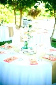 how to make a tablecloth for round table inch round table how to make a tablecloth