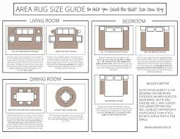 area rug size guide to help you select the right