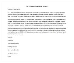 Collection of Solutions Sample Professional Reference Letter For Nurses Summary