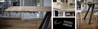Esstisch Erik Von Contur Raumfreunde Design Aus Holz