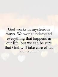 Gods Will Quotes Amazing Quotes About God Works His Will 48 Quotes