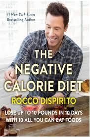 Food Calorie Book Testhead Aedificamus Book Review The Negative Calorie Diet
