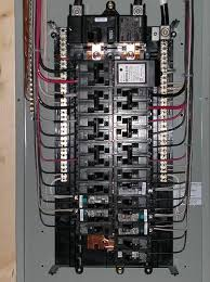 service panel wiring diagram Home Electrical Panel Wiring Diagram electrical panel wiring diagram household electrical panel wiring diagram