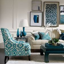 living room accent chairs. Modren Accent Blue Lagoon Living Room Ethan Allen  I Love This Color Palatte And  Especially The Art Work Inside Accent Chairs N