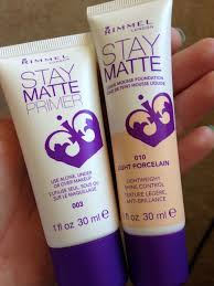 Rimmel Stay Matte Foundation And Primer Review Stay Matte