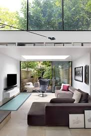 Living Room Church Amazing 48s brick cottage in London gets astonishing modern makeover by
