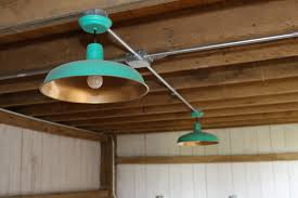 the easiest way to update basic light fixtures spray paint an inexpensive lights can give