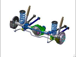 facts about pickup truck suspension systems