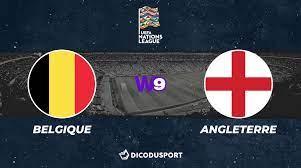 Football - Ligue des Nations : notre pronostic pour Belgique - Angleterre -  Dicodusport