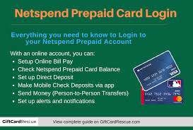 See here for a list of all card issuers by state: Netspend Prepaid Card Login Plus Activate New Card Gift Cards And Prepaid Cards