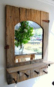Empty Spaces Handcrafted Furniture - Rustic Mirror by Troy Grant, Empty  Spaces Design in Woodstock