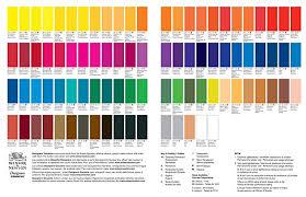 Winsor And Newton Cotman Color Chart Winsor Newton Designers Gouache Tube 14ml Cerulean Blue
