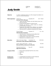 Exciting Assistant Manager Resume Objective Sample 318990 Resume Ideas