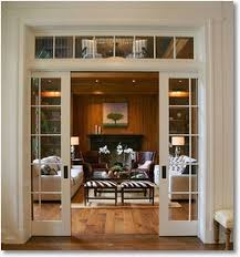 sliding french pocket doors. Simple Doors French Pocket Doors With Transom Window Above Intended Sliding French Pocket Doors A