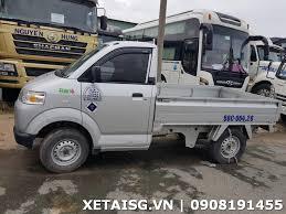 Top 3 dòng xe tải cũ dưới 1 tấn đáng mua nhất - Tổng đại lý xe tải Sài Gòn