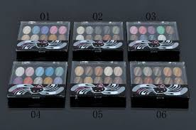 professional mineral makeup kit o kitty 10 color eyeshadow palette 1 mac makeup ireland