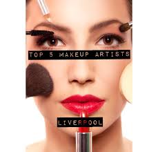 voted the top 5 makeup artist s in liverpool