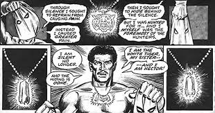 white tiger marvel hector ayala. Delighful Marvel White Tiger Hector Ayala Discovers His Identity With Marvel Hector Ayala A