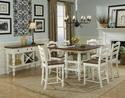 amazing bar table dining set white dining room furniture concord square for breakfast dining table and chairs