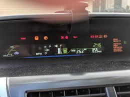 Problem Light Prius Toyota Prius V Questions Prius V Wontt Start After