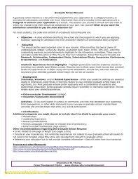 Resume Sample For Teacher Fresh Graduate Best Of Photos Cv Template