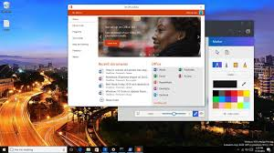hands on with windows 10 build 14971 get office app epub on edge paint 3d video build office video