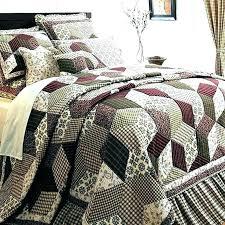 rustic quilt sets burdy comforter queen burdy comforter set queen rustic quilt set rustic bedroom comforter