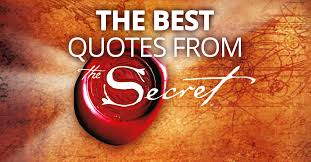 The Secret Quotes Awesome Top 48 Law Of Attraction Quotes From The Secret Part 48