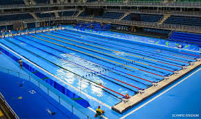 olympic swimming pools. Unique Swimming Rio De Janeiro 2016 XXXI Olympic Games With Swimming Pools
