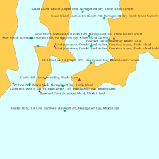 Castle Hill Narragansett Bay Rhode Island Tide Chart