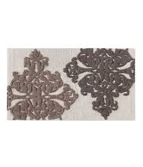 j queen new york galileo medallion bath rug