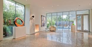 concrete floor home. Polished Concrete Floor Home -